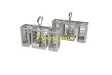 00418280 Genuine Bosch Cutlery Basket Set of 2