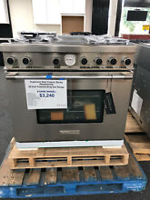 Superiore Next Classic Series RN362GCSS 36 Inch Freestanding Gas Range