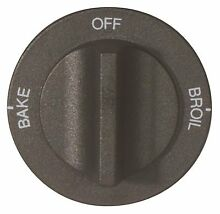 OVEN SELECTOR KNOB REPLACES WHIRLPOOL  3149984 per 2 Each