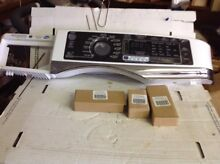 OEM GE Washer Control Panel  WH42X10989    Bgs