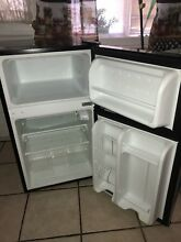 Mini fridge freezer 2 door