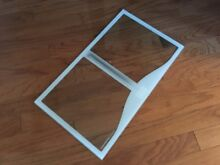Genuine OEM GE Freezer Fridge Refrigerator CRISPER DRAWER SHELF GLASS WR32X10468
