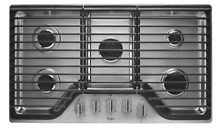 Whirlpool  WCG97US6DS00 36 inch 5 Burner Gas Cooktop New