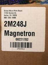 2M248J GM  Microwave Magnetron Tube  MPI  Brand new part