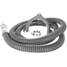Universal Washing Machine Discharge Drain Hose   8 Ft Corrugated   FREE SHIPPING