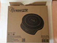NUWAVE PRO PRECISION INDUCTION COOKTOP  30301 NEW IN PACKAGE