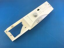 Genuine Maytag Washer Control Panel Assembly 8183056 8182150 WP8182150