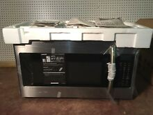 NEW SAMSUNG MICROWAVE STAINLESS ABOVE THE RANGE MODEL No  ME18H704SFS