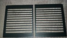 Jenn Air Gas Two Burner  grates   Black AG200