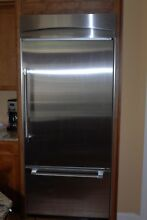 Thermador Professional Stainless Steel Built In Refrigerator KBULT3661A