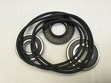 LG Steam Washer Dryer Combo Drum Shaft Tub Seal Bearing Kit WD12570FD WD12576FD