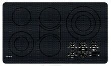 WOLF CT36EU 36  Electric Cooktop  Unframed