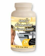 Smelly Washer 216 Dishwasher and Disposal Cleaner  48 Treatments  2   12 oz