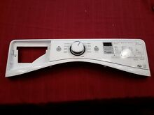 Whirlpool duet washer console panel w10774354