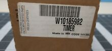 NIB Genuine OEM Whirlpool Dryer Timer Control W10185982
