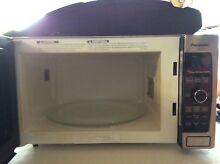 Panasonic microwave inverter 1300 W 1 6 cu  ft