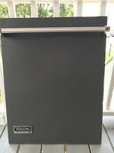 VIKING PROFESSIONAL SERIES DISHWASHER DOOR PANEL GRAPHITE GRAY