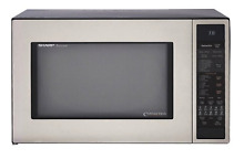 Sharp  R930CS Stainless Steel Countertop Convection   Microwave Oven  New