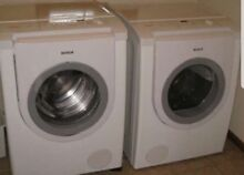 Bosch 500 Nexxt 24  Front Load Washer   Dryer SET WAT28401UC WTG86401UC