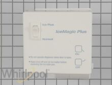Whirlpool Kenmore IceMagic Plus Max Acceler Ice 2255794 Icemaker 2204694 626636