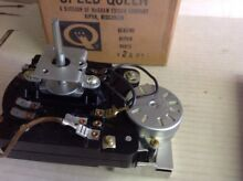 OEM Speed Queen Washer Timer  24815  Box 208  Bgs