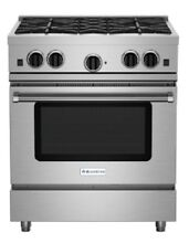Bluestar RCS304SBV2 30  Stainless Steel Gas Range  Sealed Burner