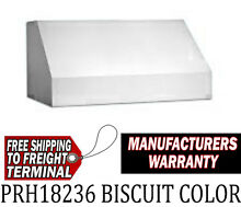 Vent A Hood PRH18236 bisquit color 36 Inch Hood New Warranty 600 CFM