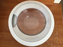 Genuine Kenmore Front Load Washer Complete Door Assembly 134224600 131278800