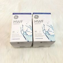 2 GE MWF General Electric Replacement Refrigerator Water Filter