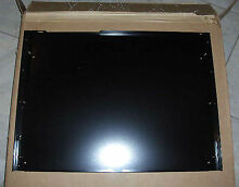 Whirlpool Dishwasher Replacement Front Panel Black Metal