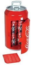 Koolatron Coca Cola Mini Can Fridge Thermoelectric Cooler