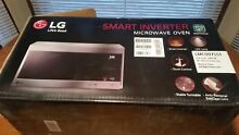 LG Smart Inverter Microwave Stainless Steel LMC0975ST Free Shipping