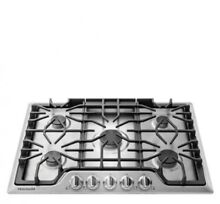 Frigidaire 30  Gas Cooktop  Stainless Steel