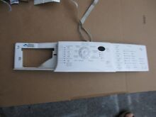 Kenmore Washer Control Panel w User Interface 8182642 8182250 WP8182996  388