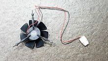 GENUINE FISHER AND PAYKEL   FAN MOTOR 12V DC   FREEZER FAN   884433