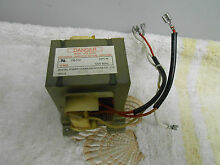 Whirlpool Kenmore Microwave Oven High Voltage Transformer 8184826 W10246504
