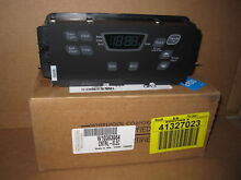 W10363664 Whirlpool Range Oven Electric Control Panel timer clock   NEW IN BOX