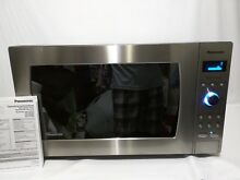 Panasonic The Genius Prestige Inverter Stainless Steel Microwave Model NN SD787
