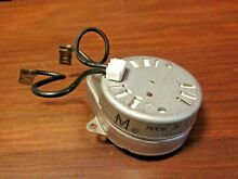 6 3095520 MAYTAG DRYER TIMER w KNOB 30 Day Warranty Free Shipping