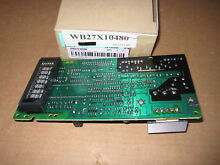 Wb27x10480 Microwave PCB Assembly Control Board   NEW