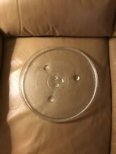 Magic Chef Microwave Glass Turntable Plate   Tray