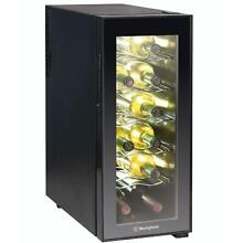 12 Bottle Wine Fridge Countertop Cooler Compact Chiller Cellar Westinghouse