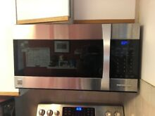 Kenmore Elite Microwave Over Range Used Excellent model 790 80333310