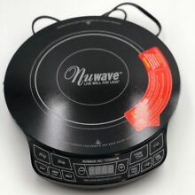 NEW NuWave PIC Titanium Model 30341 CQ 1800W Highest Powered Induction Cooktop