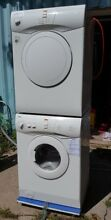 DANBY STACKABLE FRONT LOAD HIGH EFFICIENCY 24 INCH Washer   ELECTRIC DRYER