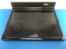 Genuine GE Electric Oven Cootop Glass Assembly WB62X10010