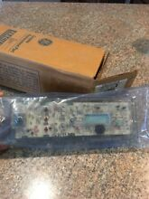 WB27K10048 OEM GE Oven Control No Overlay  NEW part