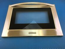 Genuine KitchenAid Range Oven Door Outer Panel Assembly W10326134 W10346127