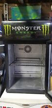 MONSTER ENERGY ELECTRIC DORM COOLER MINI FRIDGE refrigerator Halloween College