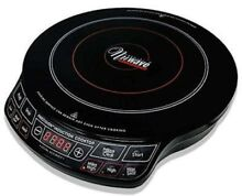 NuWave Precision Induction Cooktop 1300W  includes  9  and 12  fry pans